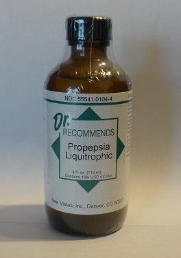 Propepsia Liquitrophic Homeopathic (Digestive Enzyme) *HCG Diet Support* by Professional Health Products