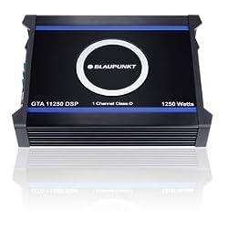Blaupunkt GTA 11250 DSP Mono Block Amplifier
