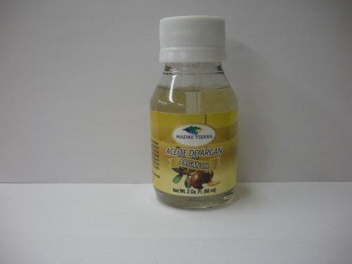 Madre Tierra Aceite De Argan (Argan Oil) 2Oz