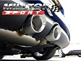 MILLTEK Performance Cat-Back Exhaust System Non-Res