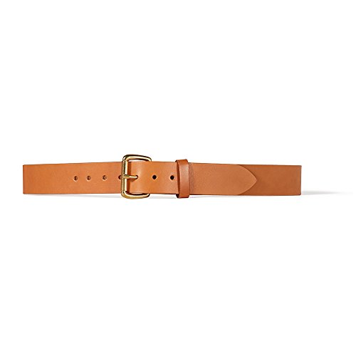 Filson 1 1/2 Inch Leather Belt - Tan - 38 Inches
