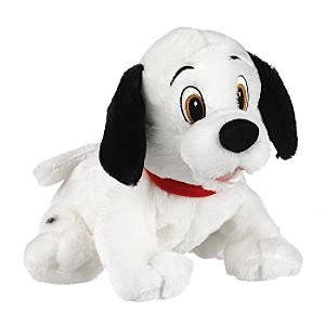Amazon.com: Disney Store 101 Dalmatians Lucky Plush: Toys ...