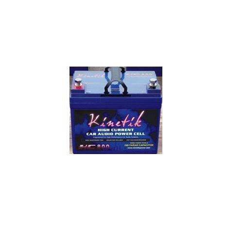 Kinetik KHC800 800-Watt 12-Vault Power Cell
