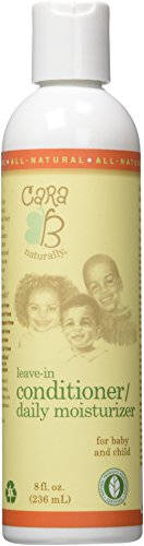 CARA B Naturally Leave-In Conditioner/Daily Moisturizer