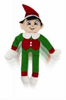 Slingshot Flingshot Holiday Elf with sound - 1