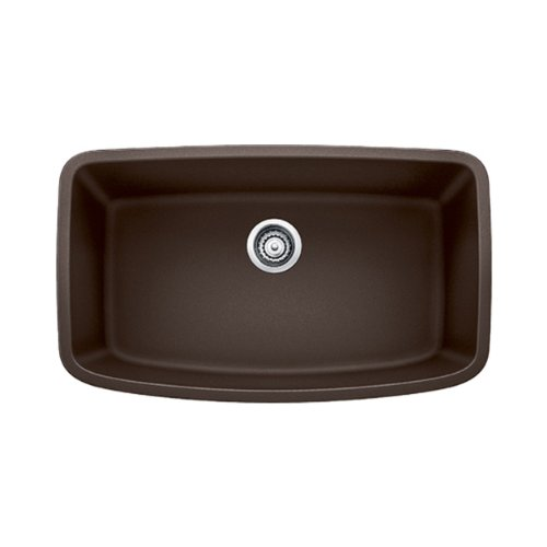 ... Single Bowl Kitchen Sink, Large, Cafe Brown Kitchen Sinks Review