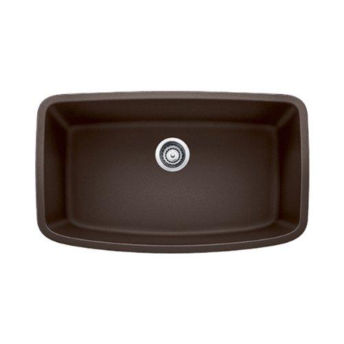 Blanco 441613 Valea Super Undermount Single Bowl Kitchen Sink, Large ...