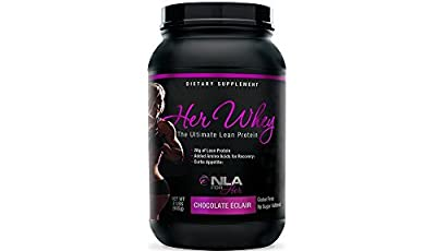 NLA For Her Her Whey Chocolate Eclair Diet Supplement