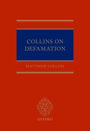 Collins On Defamation