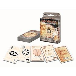 Da Vinci's Challenge Card Game - 1