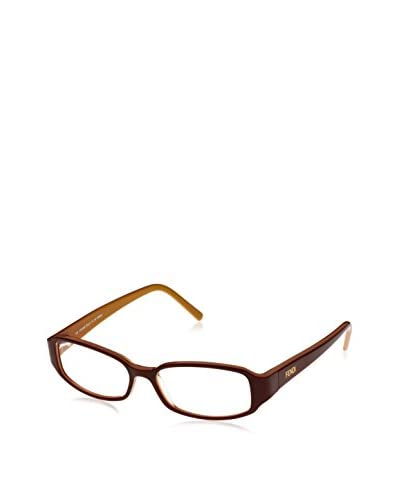 Fendi Montatura 624 (51 mm) Cioccolato