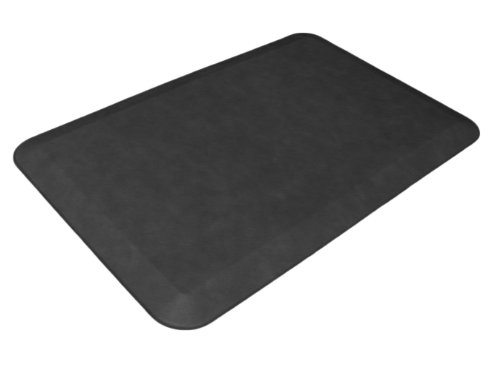 GelPro NewLife Designer Kitchen Floor Comfort Mat, 20 by 32-Inch, Jet Reviews