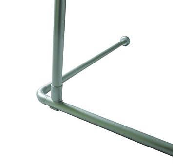 plafond fixation alu extra longue longue 120 cm pour barre angulaire angulaire barre. Black Bedroom Furniture Sets. Home Design Ideas