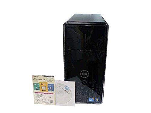 DELL デスクトップパソコン Windows10 中古パソコン デスクトップ 本体 Kingsoft Office付き Core i5 DVD 4GB/1.5TB INSPIRON 580
