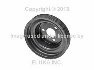 BMW E34 E36 Z3 Power Steering Pump Pulley Genuine 32 42 1 722 555 (Power Steering Pump Bmw E36 compare prices)
