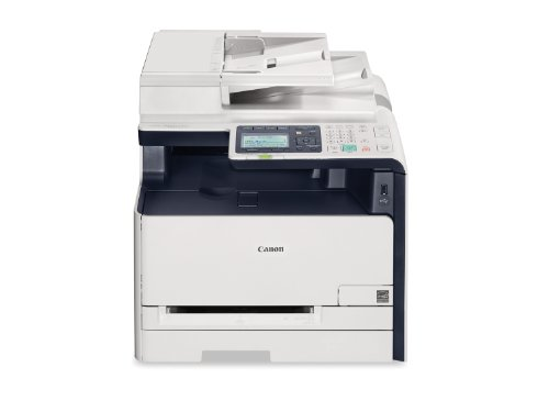 Canon Color imageCLASS MF8280Cw Wireless All-in-One Laser Printer (Discontinued By Manufacturer) (Canon Color Laser compare prices)