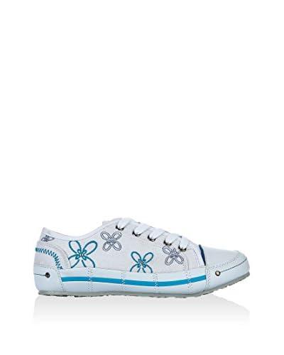 KIMBERFEEL Sneaker Natica [Azzurro]