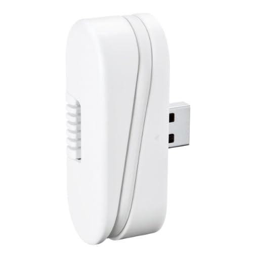 Panasonic モバイルバッテリー 5,800mAh USBモバイル電源 ホワイト QE-QL202-W