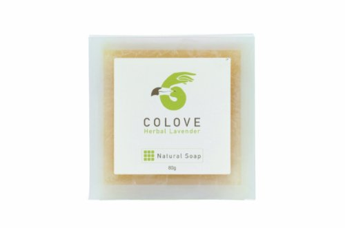 ナチュラルソープ Herbal Lavebder