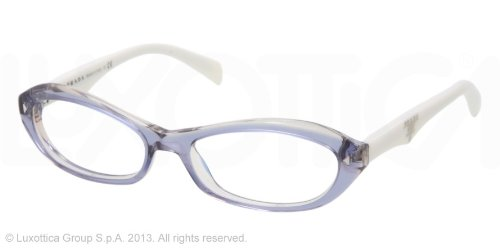 prada Prada PR11OV Eyeglasses-CAE/1O1 Denim Gradient-54mm