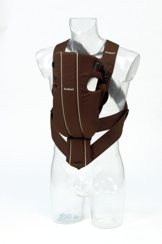 BABYBJÖRN Baby Carrier Original - Chocolate Brown