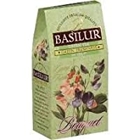 3 Packs Basilur Green Freshness Loose Leaf Green Tea 3.5oz/100g