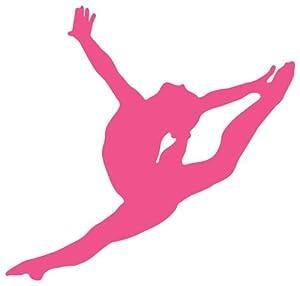 Amazon.com - Gymnastics Silhouette Style - 13 Graceful