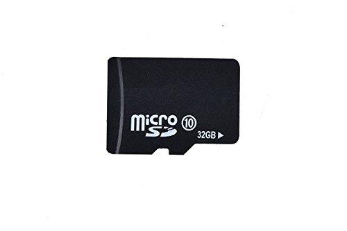 Coomatec 32G ギガバイトクラス10マイクロ SDHC メモリーカード DVR カメラ付きアダプタワークグッド付