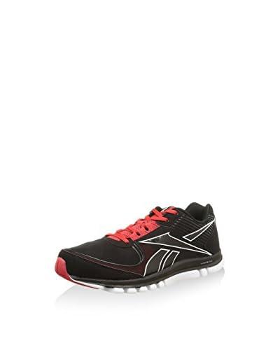 Reebok Sneaker Sublite Duo Rush [Nero/Rosso/Bianco]