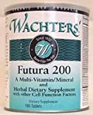 Futura 200 Is The Multivitamin For Both Today And The Future