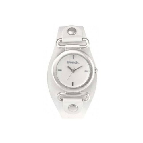 Bench-Ladies-Watch-BC0391WHWH-with-White-Dial-and-White-Strap