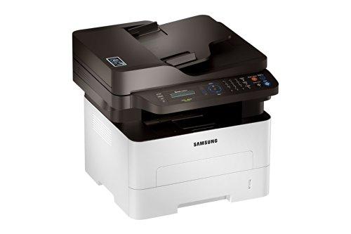 Samsung Xpress M2885FW/XEC Monolaser-Multifunktionsgerät (Drucken, Scannen, Kopieren, Faxen, 4.800 x 600 dpi, 128 MB Speicher, 600 MHz Prozessor)
