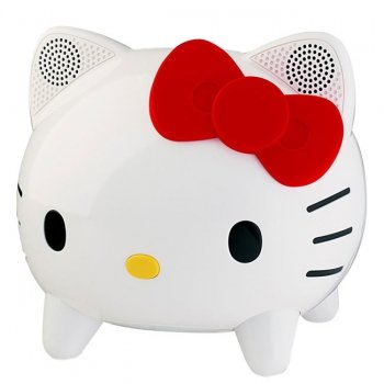 Hello Kitty Kt4558 Stereo Speaker System