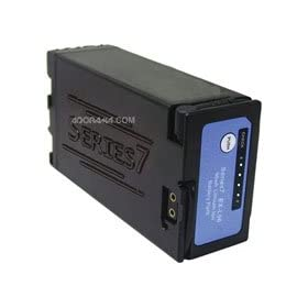 Switronix EX-L96 14.4V 96 WH Lithium Ion HDV Battery with 4 LED Gauge and Powertap for Sony PMW-EX1/EX3