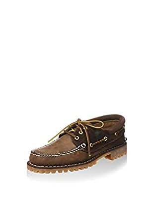 Timberland Náuticos Tfo Classic 3 Eye Lu Potting Soil (Marrón)