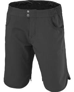 Scott Damen Shorts Sky ls/fit, schwarz, S / 36-38, 2185661401006