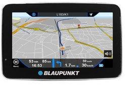Blaupunkt GPS Travelpilot 70 EU LMU avec écran tactile 17,5 cm, SiRF Atlas V Dual-Core, 664 MHz, TMC, cartes