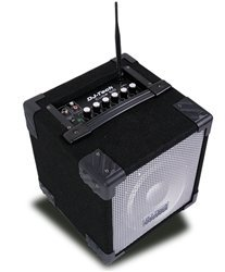 Dj-Tech 50 Watt Portable Dj-Pa Speaker Cube50