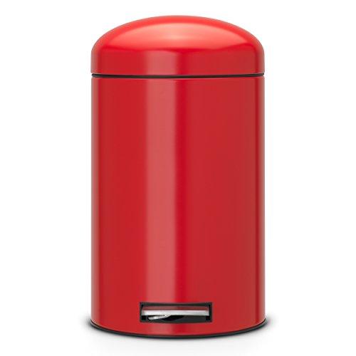prix des poubelle de cuisine rouge 3. Black Bedroom Furniture Sets. Home Design Ideas