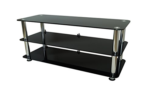 Buying Guide of  Mountright UMS2  Glass TV Stand For LED LCD & Plasma Television