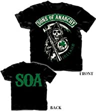 Sons of Anarchy-SOA Ireland Men's Tee