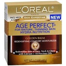 L'Oreal Age Perfect Hydra-Nutrition Golden Balm Moisturizer