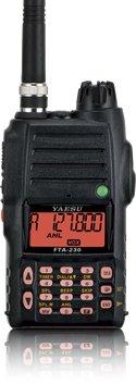 Yaesu FTA-230 Air Band Transceiver