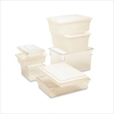 """C-15""""Deep Food Box-Clear front-516199"""
