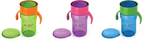 Philips AVENT, Tazza di apprendimento 340 ml, colori assortiti