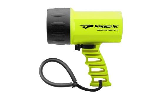 Princeton Tec Shockwave 8 C-Cell Dive Light