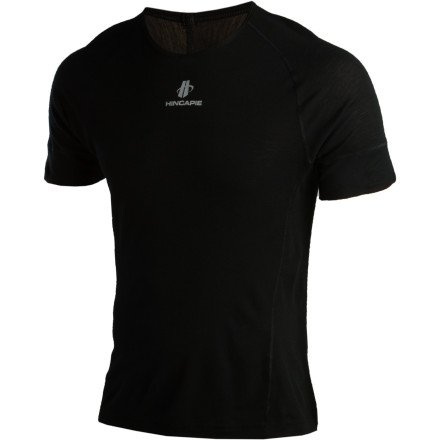 Buy Low Price Hincapie Sportswear PowerCore Merino Wool Base Layer – Short-Sleeve – Men's (B005N6CV1W)