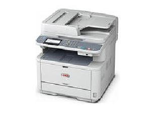 Oki 62438601 Mb 461 - Multifunction ( Printer / Copier / Scanner ) - B/W - Led - Legal (8.5 In X 14 In)/A4 (8.25 In X 11.7 In) (Original) - Legal (8.5 In X 14 In) (Media) - Up To 35 Ppm (Copying) - Up To 35 Ppm (Printing) - 250 Sheets - Usb 2.0, Lan, Usb