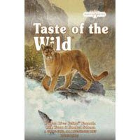 Detail image Taste of the Wild Canyon River with Trout and Smoked Salmon Dry Cat Food 5-lb bag