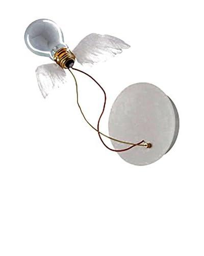Ingo Maurer Lámpara De Pared Lucellino Nt Blanco L 26 cm
